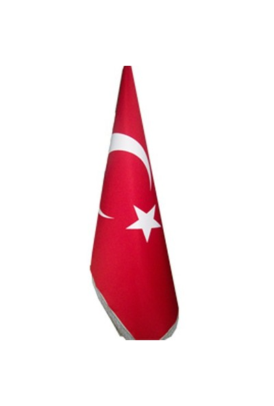 Us Bayrak Makam Bayrağı 100X150 Cm Telalı