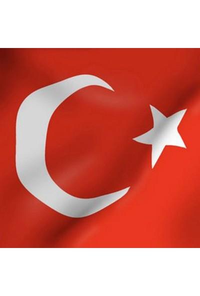Us Bayrak Türk Bayrağı 200X300 Cm