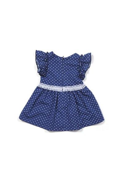 Zeyland Kız Çocuk Lacivert Elbise - K-61M2LEF36