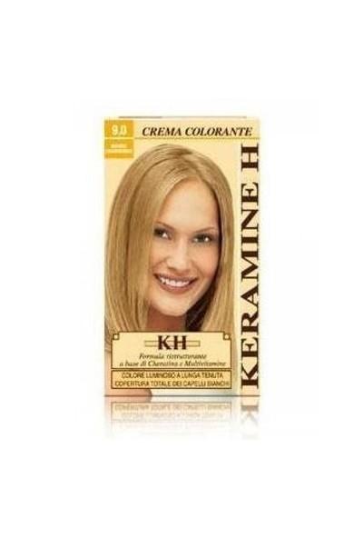 Keramine H Yeniden Yapılandırıcı Krem Boya (Çok Açık Sarı)