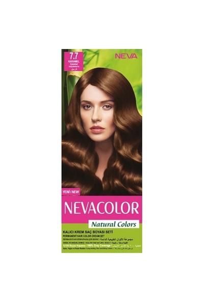 Neva Color Natural Set Boya 7.7 Karamel