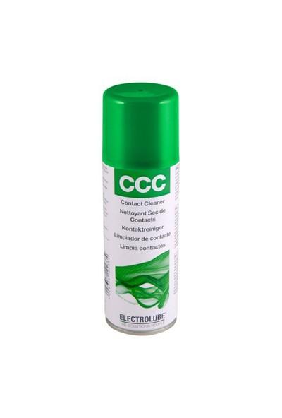 Ccc200db Fırçalı Kontakt Temizleyici - 200Ml Yanmaz
