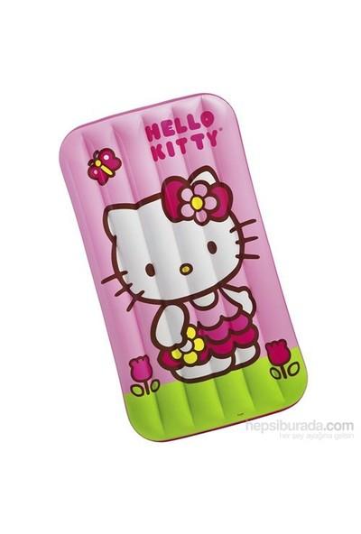 Hello Kitty Şişme Çocuk Yatağı 88X157x18 Cm