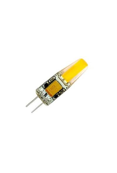 Lamptıme Ampul Led Kapsül Lamptıme G4 12V 2W (210 Lumen) 3000K Sarı Işık 304302
