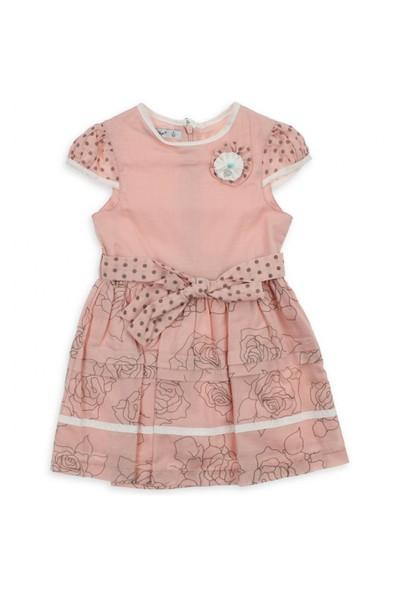 Modakids Bulicca Kız Çocuk Elbise (2-6 Yaş) 029-6151-023
