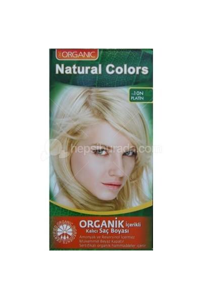 Natural Colors Platin Saç Boyası