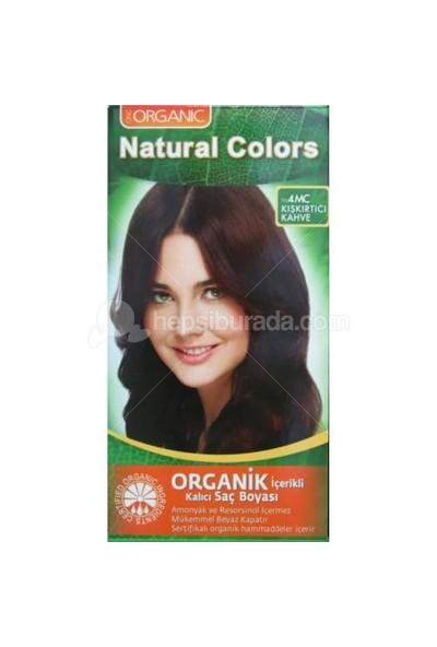 Natural Colors Kışkırtıcı Kahve Saç Boyası