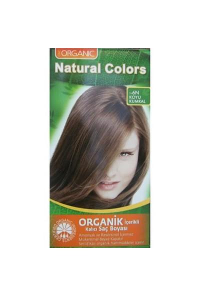 Natural Colors Koyu Kumral Saç Boyası