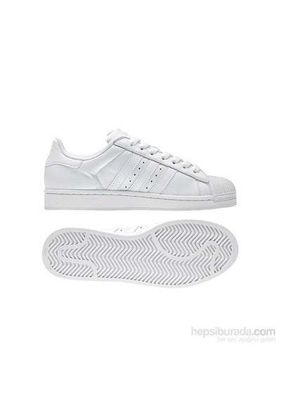 Adidas G17071 Superstar Iı Unisex Orıgınals Ayakkabı Beyaz