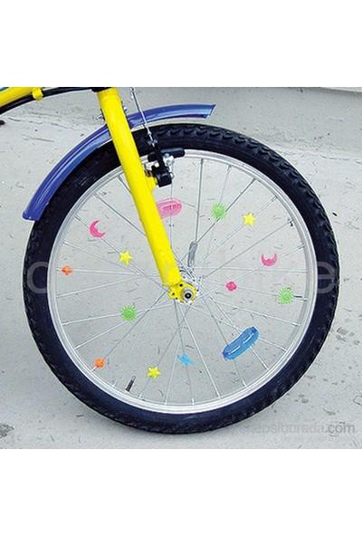 Lampa Çocuk Bisiklet Fosforu 28 Parça 93154