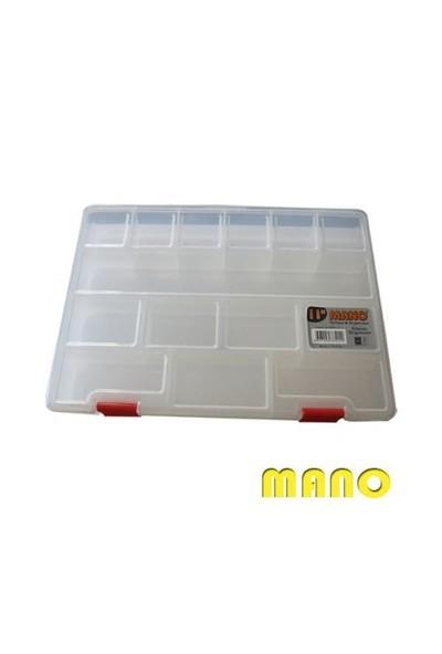 "Mano 11"" Klasik Organizer Takım Kutusu"