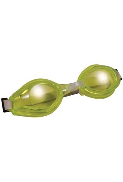 DFT16809 (Yetişkin) Yüzücü Gözlüğü Sarı