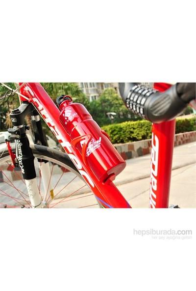 Bicycleworld Bisiklet Mataralık Suluk Şişe Matara Tutacağı (Siyah)