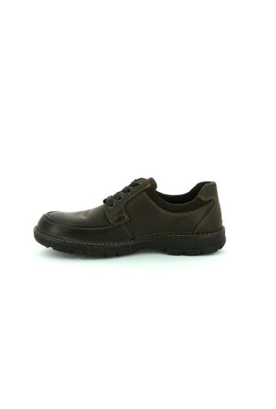 Imac Kahverengi Erkek Ayakkabısı 41128 Dark Brown Brown