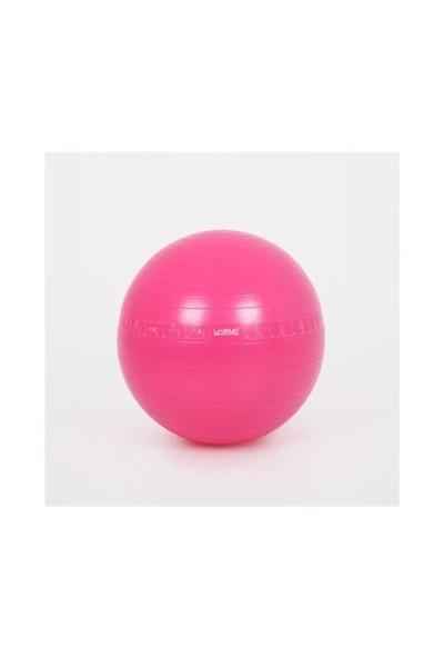 Liveup Pilates & Yoga Ürünleri Ls3577 Gym Ball Pink 55Cm