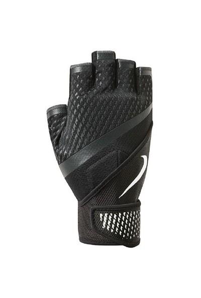 Nike Mens Destroyer Trainig Ağırlık Eldiveni Siyah Beyaz