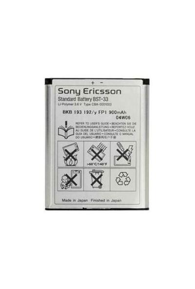 Sony Ericsson Bst-33 Batarya