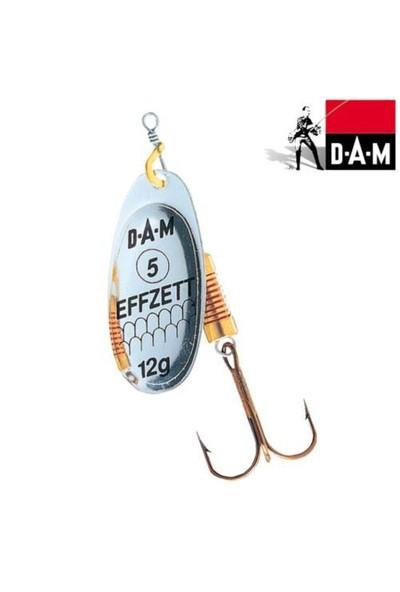 D.A.M. 5120 101 FZ SPINNER, GÜMÜŞ, 3 GR