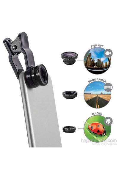 Celly Akıllı Telefon Lens Kiti - Clıpandclıck