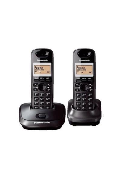 Panasonic Dect Telefon Çift Ahize KX-TG2512