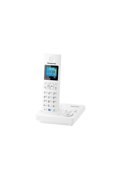 Panasonic Dect Telefon KX-TG7861 Beyaz