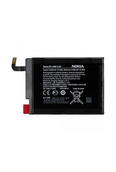 Nokia Lumia 1520 Batarya Bv-4Bw