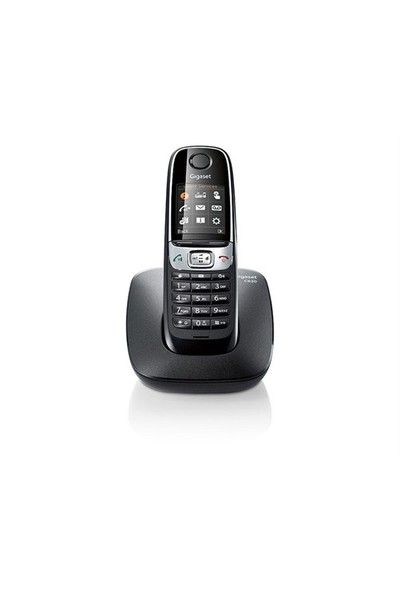 Gigaset C620 Renkli Ekran Dect Telsiz Telefon