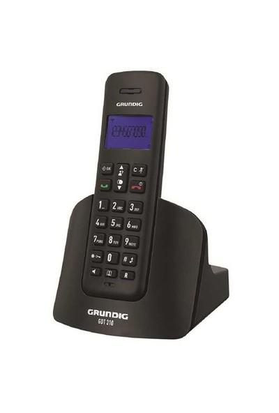 Grundig Gdt 310 Sıyah Dect Telefon