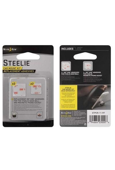 Nıte Ize Steelıe Tekrar Uygulama Kiti (Araç Kiti)- Telefon Tutucu Stpcr-11-R7 - 030008