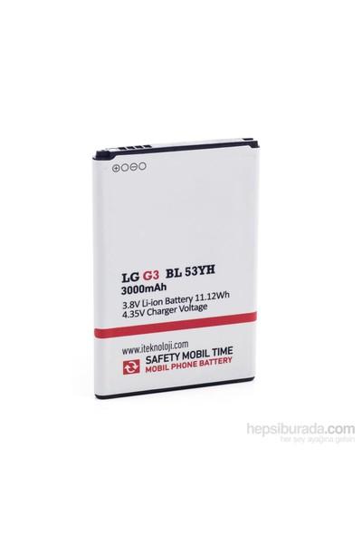 Phonetic Lg G3 Batarya Pil 3000 Mah