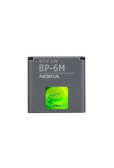 Nokia N73 Batarya Pil 1100Mah Kutusuz