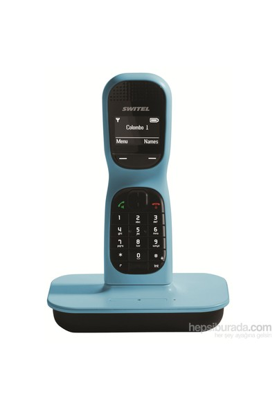 Switel DF 1001 Colombo One Mavi Dect Telefon