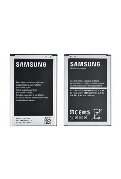 Samsung Galaxy Note 3 N9000 Batarya 3200 Mah Kutusuz