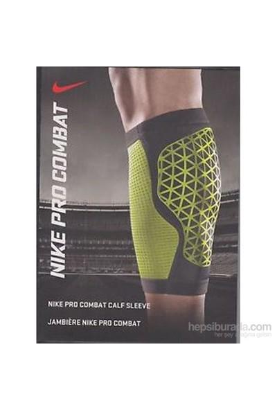 Nike Pro Combat Calf Sleeve Kaval Koruyucu