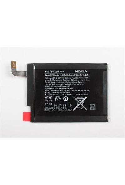 Nokia Bv-4Bw Batarya Pil 3500 Mah Kutusuz