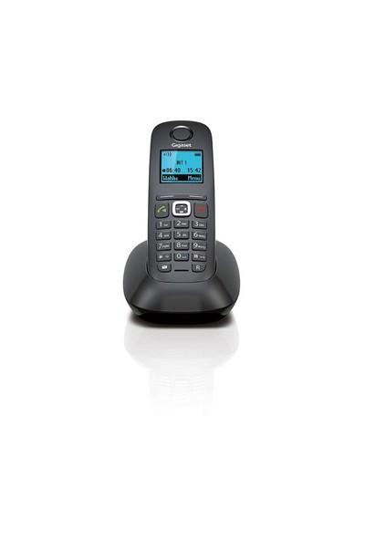 Gigaset Dect Telefon A540 Siyah