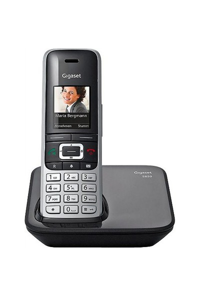 Gigaset S850 Renkli Ekran Dect Telsiz Telefon