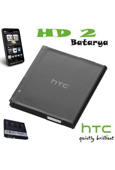Carda Htc Hd 2 Batarya