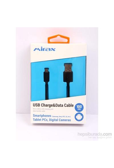Mirax Micro USB Şarj ve Data Kablosu - mirax SDE-1100