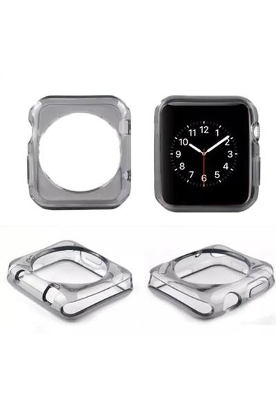 Microcase Apple Watch 38 Mm Ultra İnce Silikon Tpu Kılıf