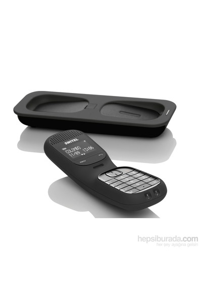 Switel DF 851 Colombo Dect Telefon Siyah