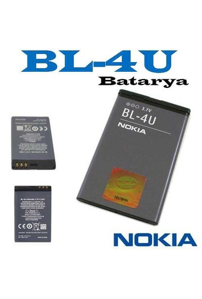 Carda Bl-4U Nokia Batarya