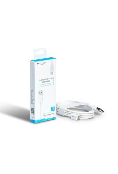 TP-LINK TL-AC210 Apple Şarj ve Senkronizasyon Kablosu (8 Pin)