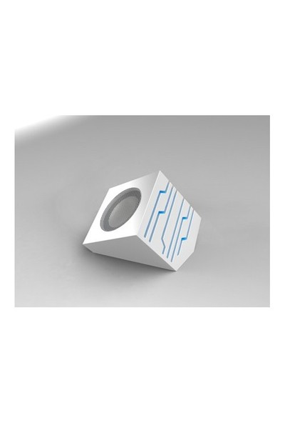 Greenmate Bluetooth Hoparlör Beyaz AS100WH
