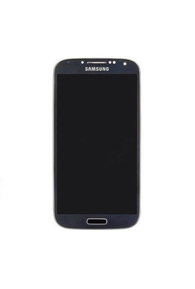 Samsung Galaxy S4 Ön Panel Dokunmatik Lcd Mavi