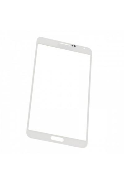 Samsung Galaxy Note 3 Dokunmatik Lens Beyaz
