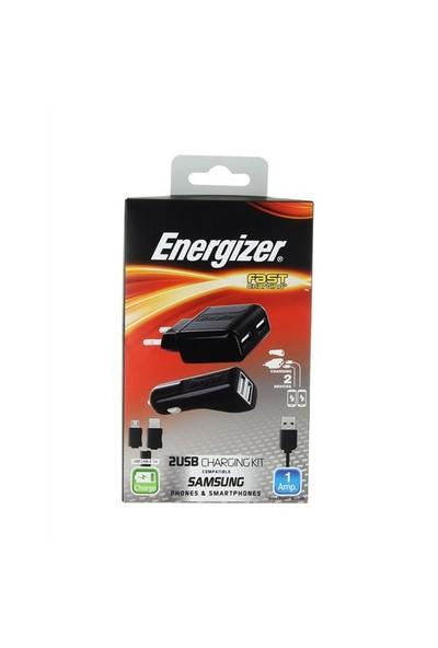 Energizer CL Samsung 3in1 Arada Şarj Kiti 32UEUCSM2