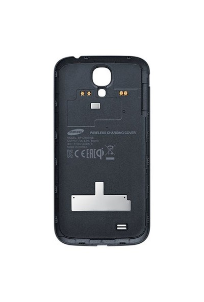Samsung Galaxy S4 Kablosuz Şarj Destekli Kapak