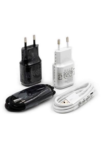 Lg G4 Stylus Ev Şarj Cihazı Beyaz