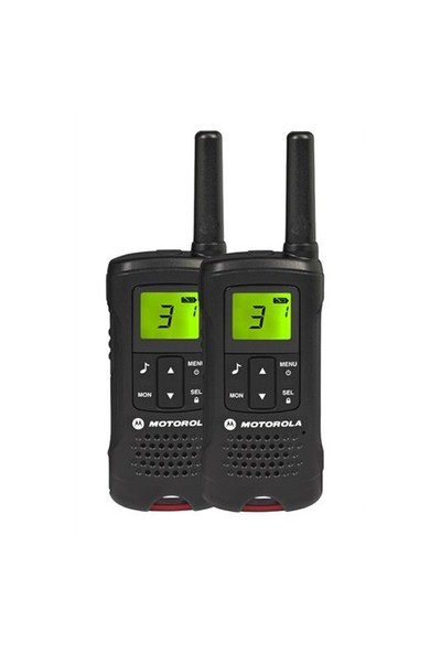 Motorola TLKR-T60 Pmr El Telsizi ( Pil Ve Şarj Dahil )